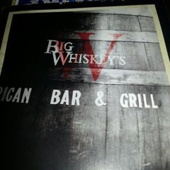 Photo taken at Big Whiskey's American Bar & Grill by Heather B. on 2/7/2013