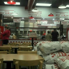 Photo taken at Five Guys by JJ G. on 10/27/2012