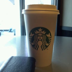 Photo taken at Starbucks by Bruce P. on 1/31/2013