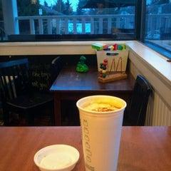 Photo taken at Starbucks by Bruce P. on 1/14/2013