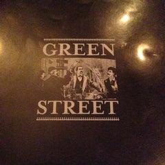 Photo taken at Green Street by Jayne H. on 3/2/2013