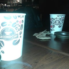 Photo taken at Second Cup by Renny S. on 2/15/2014
