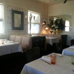 Photo taken at Cindy's Backstreet Kitchen by Barbara K. on 1/10/2013