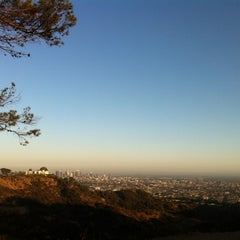 Photo taken at Griffith Park Trail by Fraser K. on 6/21/2013