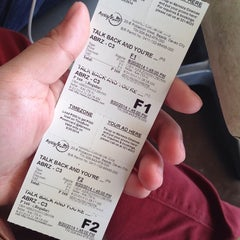 Photo taken at Cinema 3 by graceille a. on 8/20/2014