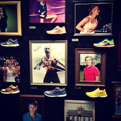 Photo taken at Niketown Berlin by Panajot on 11/24/2012