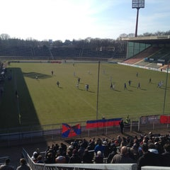 Photo taken at Grotenburg-Stadion by Christoph on 4/1/2013