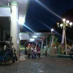 Photo taken at Masjid Agung Baitussalam by Latif G. on 7/30/2013
