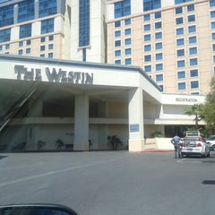 Photo taken at The Westin Las Vegas Hotel, Casino & Spa by Yesik S. on 4/24/2013