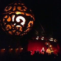 Photo taken at Hotel Cafe by J.Lynn J. on 12/12/2012