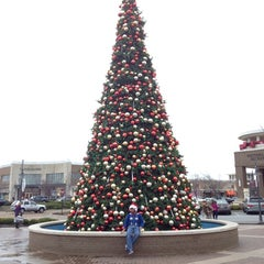 Photo taken at The Shoppes at River Crossing by Lokah M. on 12/23/2013