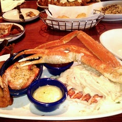 Photo taken at Red Lobster by Sandy J. on 7/30/2013