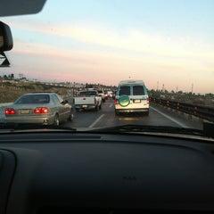 Photo taken at Autopista SJR - Palmillas by Lorena O. on 1/14/2013