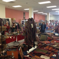 Photo taken at Shuttles Spindles and Skeins by Angela B. on 2/7/2015