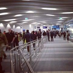 Photo taken at Birmingham New Street Railway Station (BHM) by Damian D. on 5/1/2013
