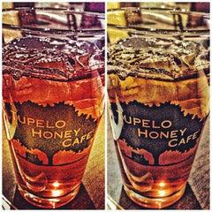 Photo taken at Tupelo Honey Cafe by StrangeBrewCoffeehouse C. on 3/14/2013
