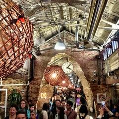 Photo taken at Chelsea Market by Uranium T. on 5/26/2013