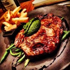 Photo taken at YEW seafood + bar by Karen H. on 4/13/2013
