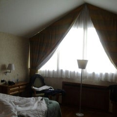 Photo taken at Monica Hotel Fiera by Emiliano P. on 2/14/2013