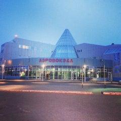 Photo taken at Международный аэропорт Ханты-Мансийск / Khanty-Mansiysk International Airport (HMA) by Anton S. on 4/11/2013