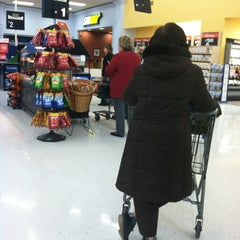 Photo taken at Walmart Supercenter by Erica V. on 1/30/2013
