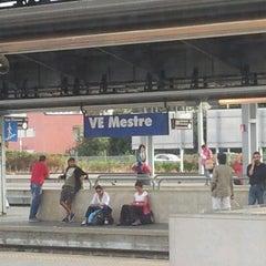 Photo taken at Stazione Venezia Mestre by Bruno T. on 9/28/2012
