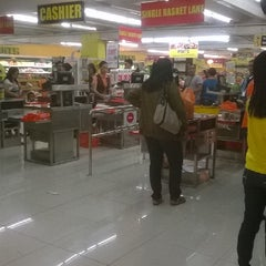 Photo taken at Ororama Supercenter by Francis Ian P. on 5/14/2014