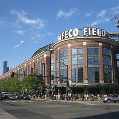 Photo taken at Safeco Field by Stadium Journey on 6/29/2013