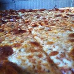 Photo taken at Aniello's Pizzeria by Kristen on 4/4/2013