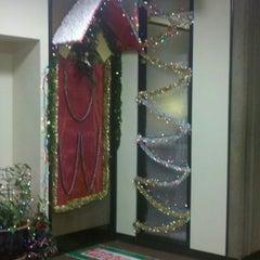 Photo taken at UW: Schmitz Hall by Ryan K. on 12/11/2012