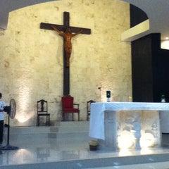 Photo taken at Iglesia Santo Niño De Atocha by Paulette C. on 1/16/2013