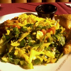Photo taken at Flavors Of East Africa by Liliana G. on 12/2/2012