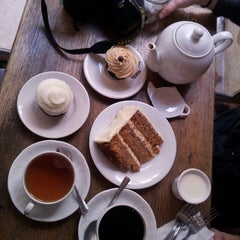 Photo taken at Sugarplum Cake Shop by Eren on 3/3/2013