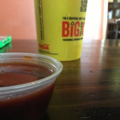 Photo taken at Dickey's Barbecue Pit by Robby B. on 7/7/2013