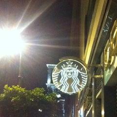 Photo taken at Starbucks by Jesamine Shadey T. on 3/18/2013