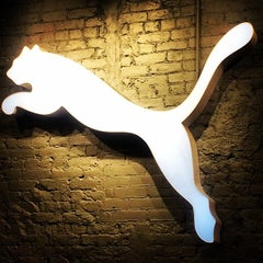 Photo taken at The PUMA Store by Hugo S. on 12/24/2013
