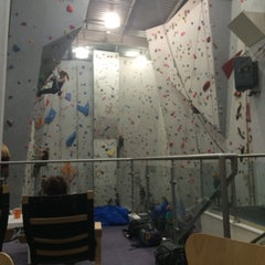 Photo taken at Big Rock Climbing Centre by Kristiāna A. on 10/8/2015