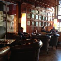 Photo taken at Hotel Savoy Berlin by Velibor Z. on 3/6/2013