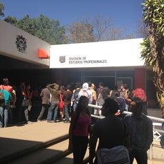 Photo taken at Instituto Tecnológico de Oaxaca by Kaworu K. on 1/29/2013