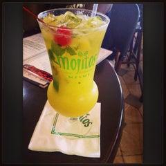Photo taken at Mojitos Cuban Restaurant by Minda P. on 4/23/2013