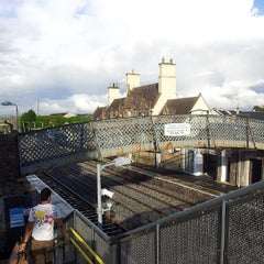 Photo taken at Kildare Railway Station by Vanessa S. on 7/23/2013