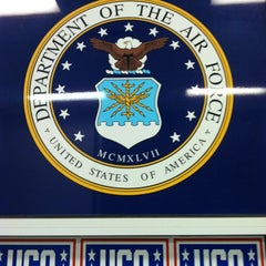 Photo taken at Jacksonville International Airport USO by Tabatha P. on 4/20/2013