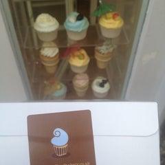Photo taken at Angel Food Bakery by Angela N. on 8/16/2014