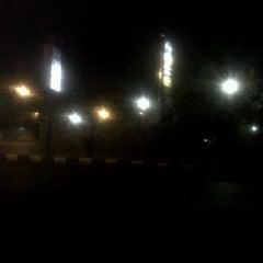 Photo taken at Usman Janatin City Park by Andy 黃 H. on 10/4/2012
