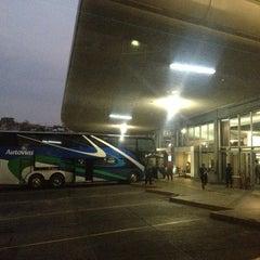 Photo taken at Terminal Central de Autobuses del Poniente by Erick Z. on 3/20/2013