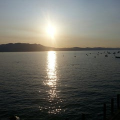 Photo taken at Boathouse on the Pier by Sterre v. on 7/1/2013