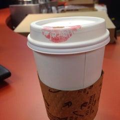 Photo taken at Cafe Descartes by Jane M. on 10/24/2013