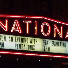 Photo taken at The National by Kathy P. on 2/18/2013