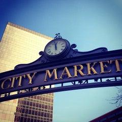 Photo taken at City Market by André Z. on 3/31/2013