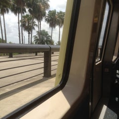 Photo taken at Tram To Gates 60-99 by Charn R. on 6/23/2013